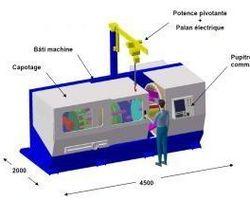DPO Hydraulique Automatisme - Châtelaillon - Banc d'épreuve corps de débimètre